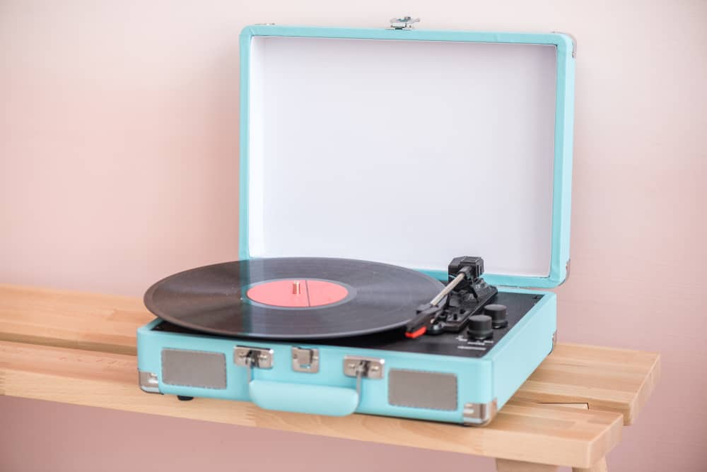 Wockoder Record Player - A Review